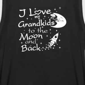 I Love My GrandKids to the Moon and Back - Men's Premium Tank