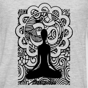 Om Namaste Yoga Women's T-Shirts - Men's Premium Long Sleeve T-Shirt
