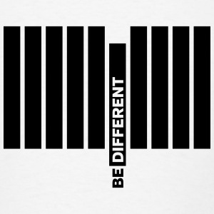 Be Different... Tanks - Men's T-Shirt