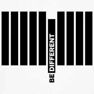 Be Different... Tank Tops - Men's Premium Long Sleeve T-Shirt