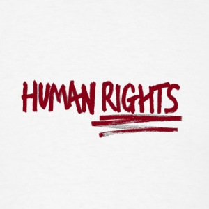 human rights Mugs & Drinkware - Men's T-Shirt