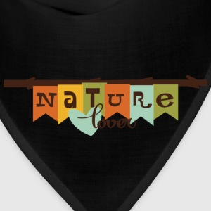 nature lover Tanks - Bandana