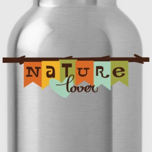 nature lover Tanks - Water Bottle