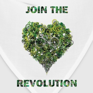 join the revolution T-Shirts - Bandana