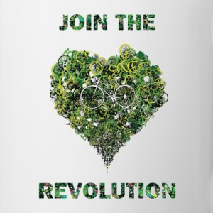 join the revolution Hoodies - Coffee/Tea Mug