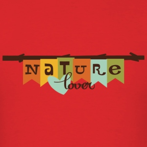 nature lover Hoodies - Men's T-Shirt