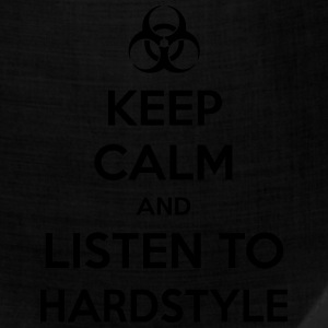 Keep Calm And Listen To Hardstyle Hoodies - Bandana