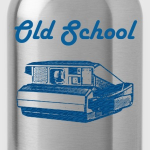 Old school camera T-Shirts - Water Bottle