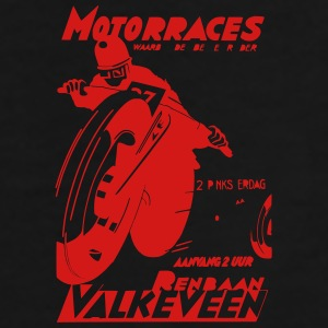 Dutch Motorcycle Race - Men's Premium T-Shirt