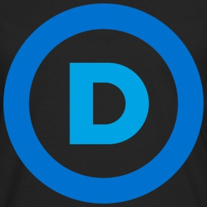 Democrat Hoodie - Men's Premium Long Sleeve T-Shirt