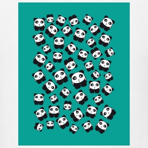 pandas phone Phone & Tablet Cases - Men's T-Shirt