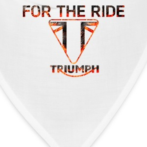 For The Ride Triumph 3D - Bandana