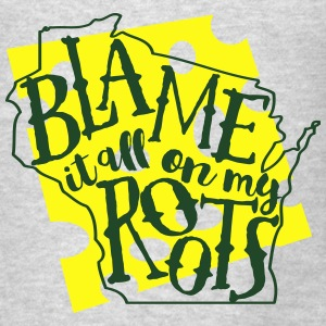 Wisconsin Roots Tanks - Men's T-Shirt
