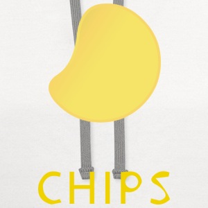 chips T-Shirts - Contrast Hoodie