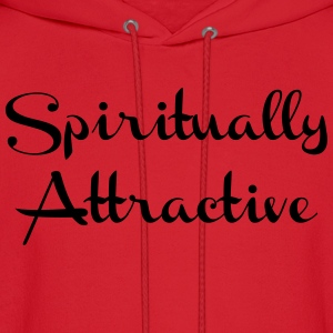 SPIRITUALLY ATTRACTIVE - Men's Hoodie