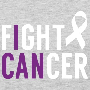 I Can Fight Cancer T-Shirts - Men's Premium Long Sleeve T-Shirt