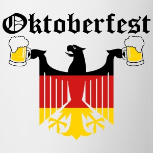 Oktoberfest T-Shirts Tanks - Coffee/Tea Mug