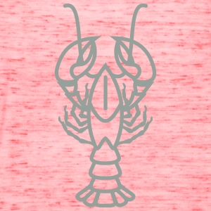 Lobster - Women's Flowy Tank Top by Bella