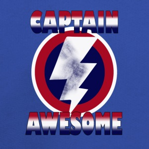 captain awesome - Kids' Premium Hoodie