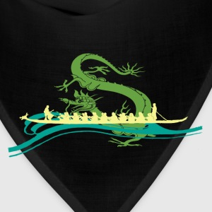 Dragon boat Yellow T-Shirts - Bandana