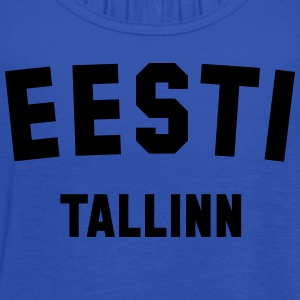 ESTONIA TALLINN - Women's Flowy Tank Top by Bella