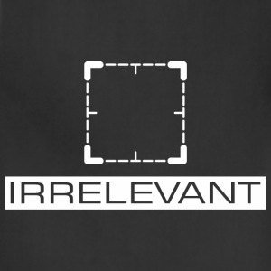 Person of Interest - Irrelevant - Adjustable Apron