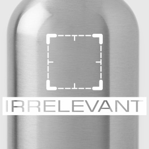 Person of Interest - Irrelevant - Water Bottle