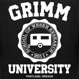 Grimm University - Men's Premium Tank