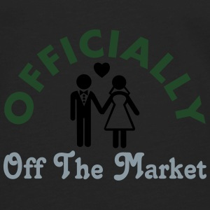 Married Officially Off The Market Tanks - Men's Premium Long Sleeve T-Shirt