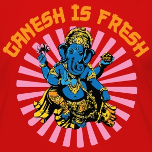 Ganesh is Fresh Tee - Women's Premium Long Sleeve T-Shirt