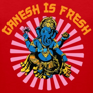 Ganesh is Fresh Tee - Men's Premium Tank