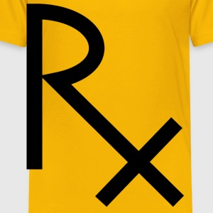 Prescription symbol - Toddler Premium T-Shirt