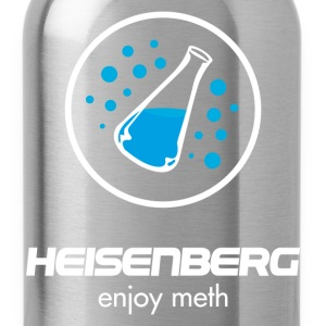 Heisenberg - Enjoy Meth - Water Bottle
