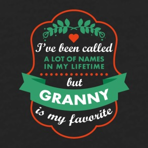 Family granny myfavourite Mugs & Drinkware - Men's Premium Long Sleeve T-Shirt