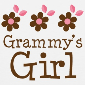 Grammy's Girl grandchild Baby & Toddler Shirts - Men's Premium Tank