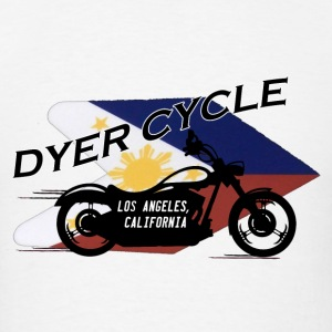Dyer Cycle high bars 2 Tank Tops - Men's T-Shirt
