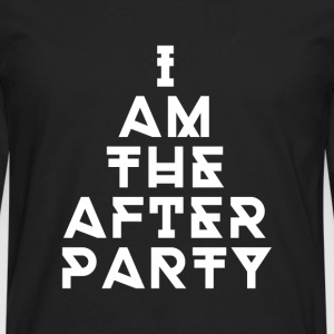 Techno the after party Women's T-Shirts - Men's Premium Long Sleeve T-Shirt