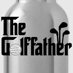 The Golffather - Golf T-Shirts - Water Bottle