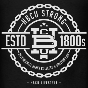 HBCU Strong Hoodies - Men's T-Shirt