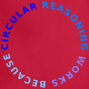 Circular reasoning 4C - Adjustable Apron