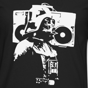 Funny Star Wars Darth Vader Party T-Shirts - Men's Premium Long Sleeve T-Shirt