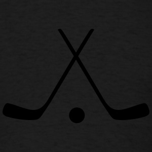 Hockey sticks Sweatshirts - Men's T-Shirt
