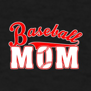 Baseball Mom Mugs - Men's T-Shirt
