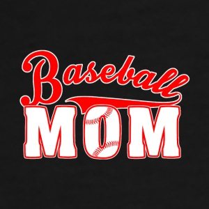Baseball Mom Mugs - Men's Premium T-Shirt