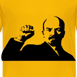 lenin fist - Toddler Premium T-Shirt