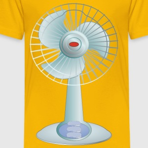desktop fan - Toddler Premium T-Shirt