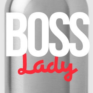 BOSS lady for bosses day - Water Bottle