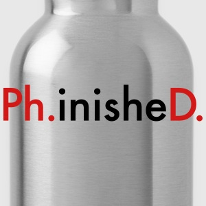 phd T-Shirts - Water Bottle