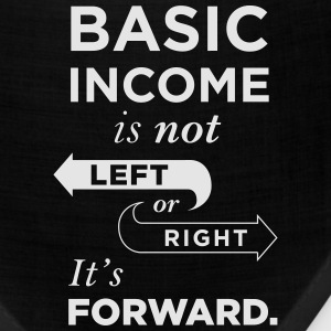 Basic Income Arrows V.2 T-Shirts - Bandana
