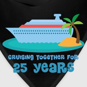 25th Anniversary Cruise T-Shirts - Bandana